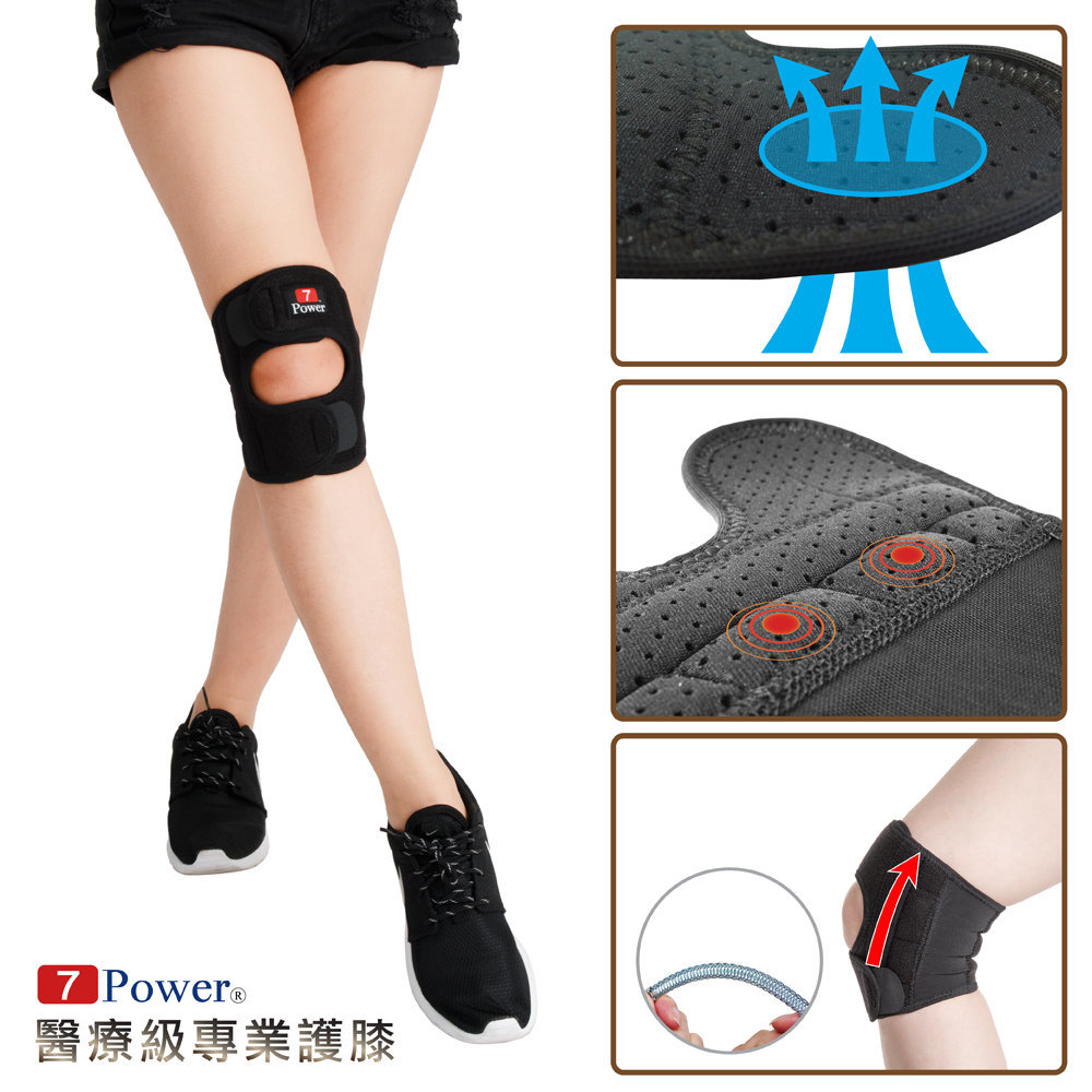 7Power 醫療級專業護膝1入 SPK001